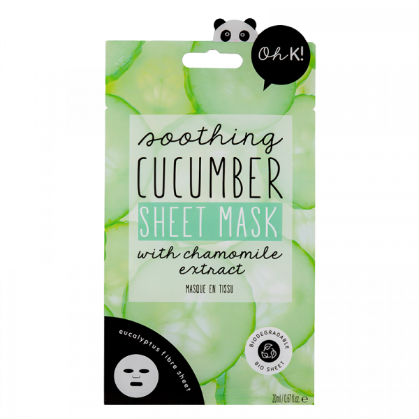 Oh K! Soothing Cucumber Sheet Mask