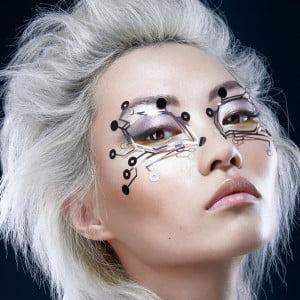 Face Lace - Cyberotik