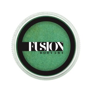 Fusion Body Art Face Paints - Pearl Mint Green 32g