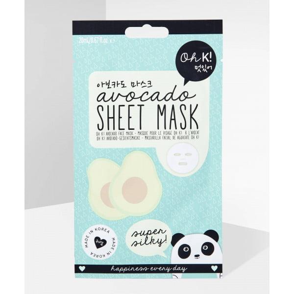 Oh K! Hydrating Avocado Sheet Mask