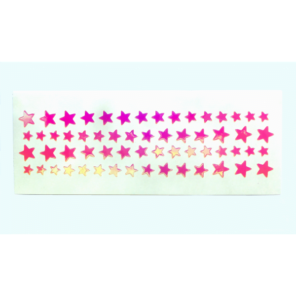 Face Lace- DazzleStars
