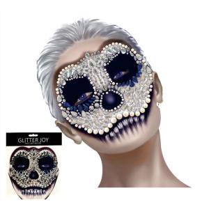 Glitter Joy Face Gems Diamonds & Pearls
