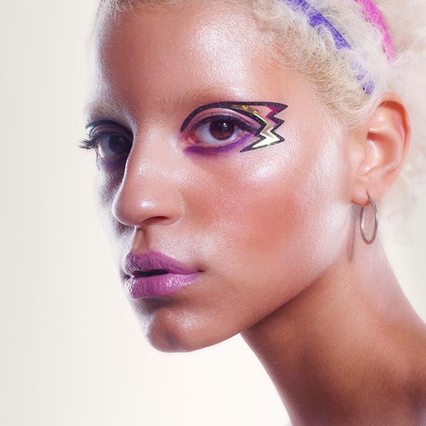 Face Lace - Zig Zag Liner